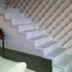 márvány lépcső