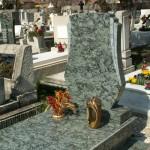 szimpla síremlék